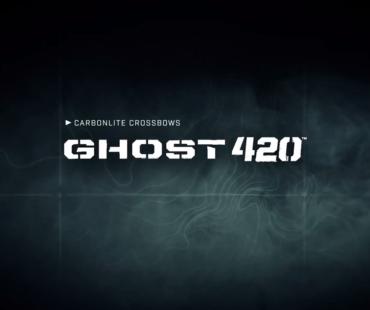 Carbonlite Crossbow - Ghost 420
