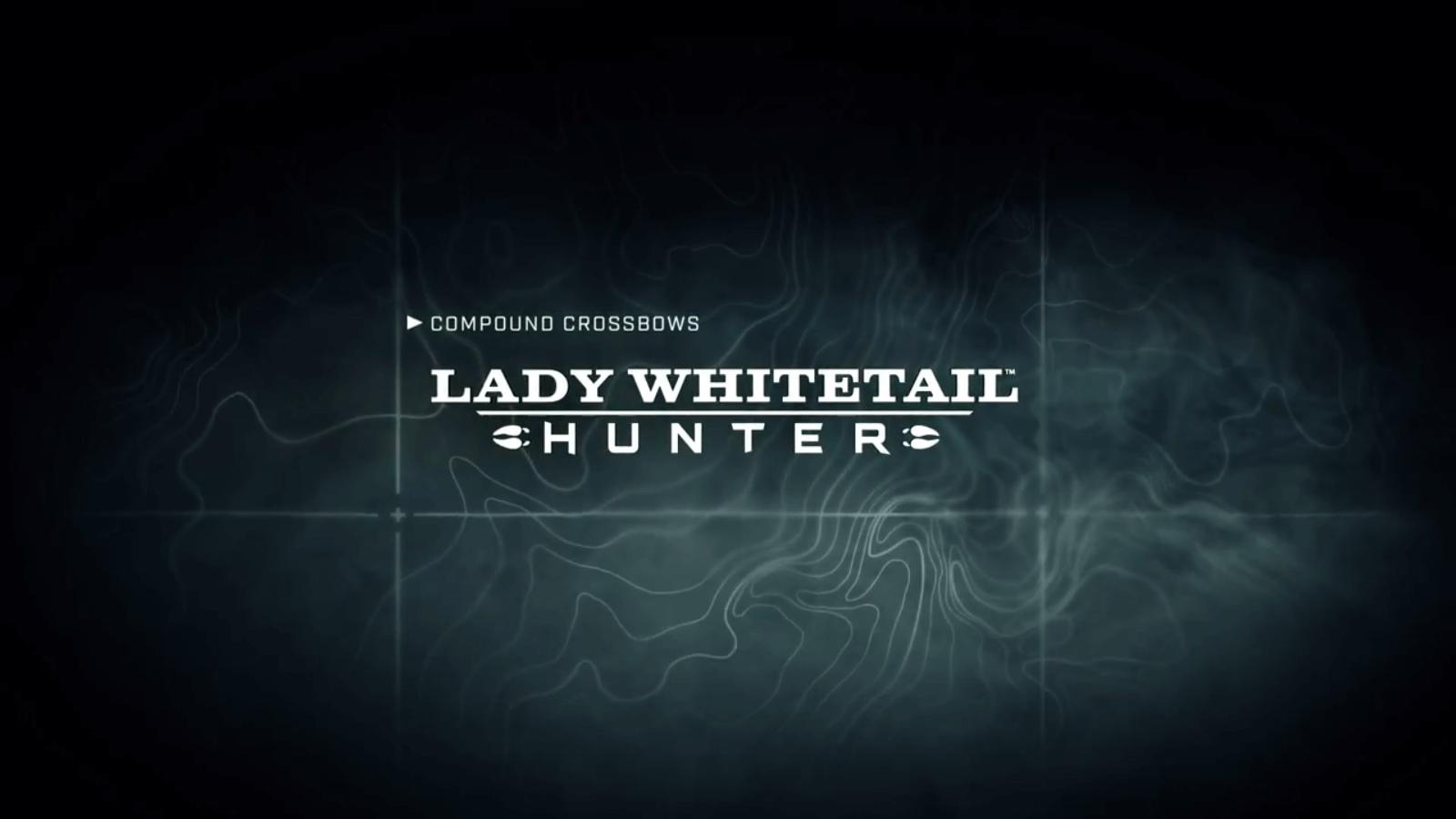 Lady Whitetail Hunter