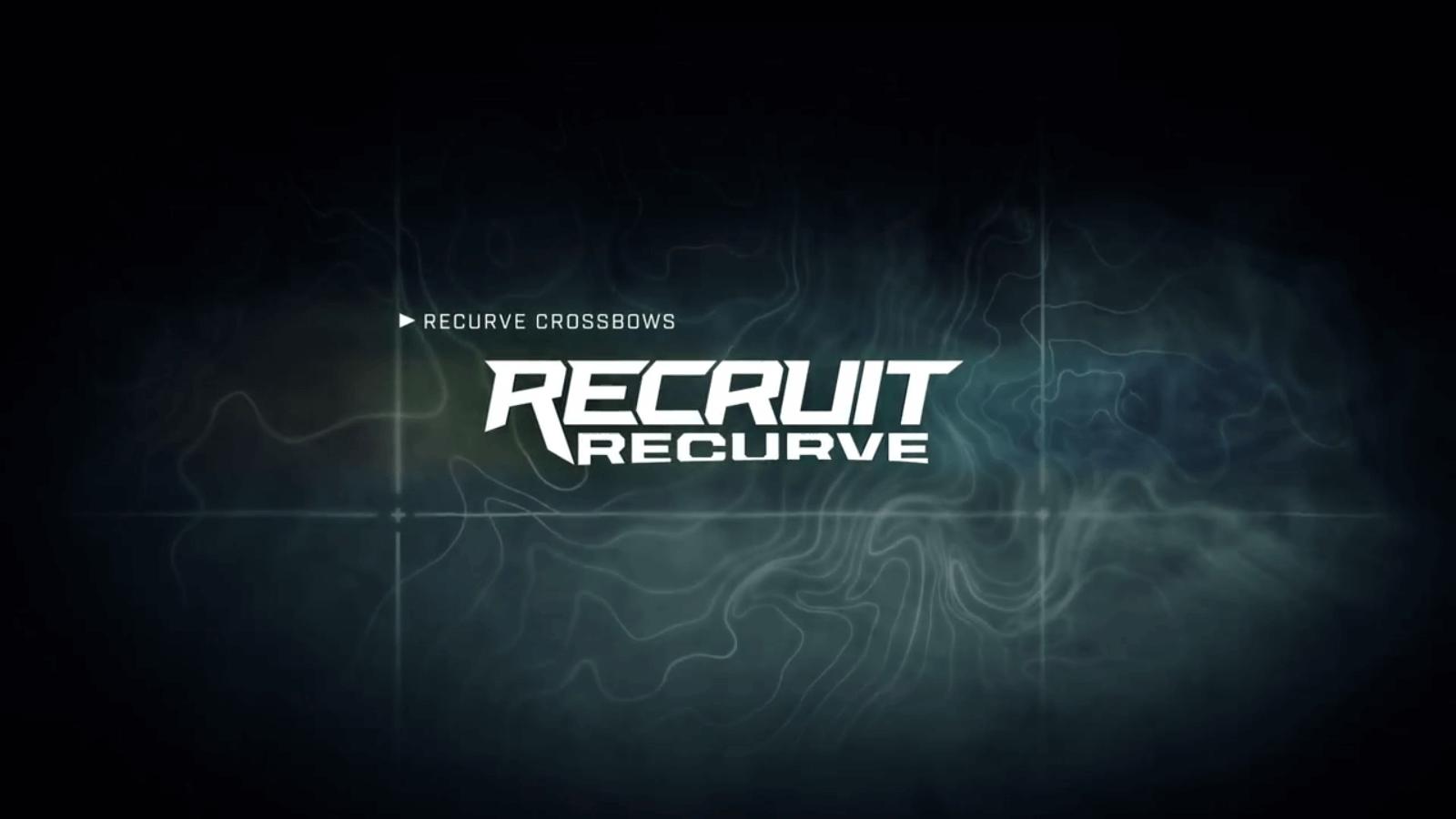 Recruit Recurve